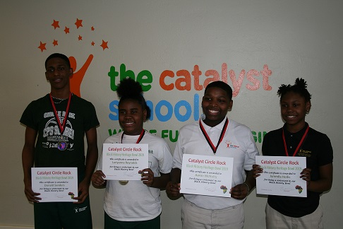 Black History Bowl Winners 2