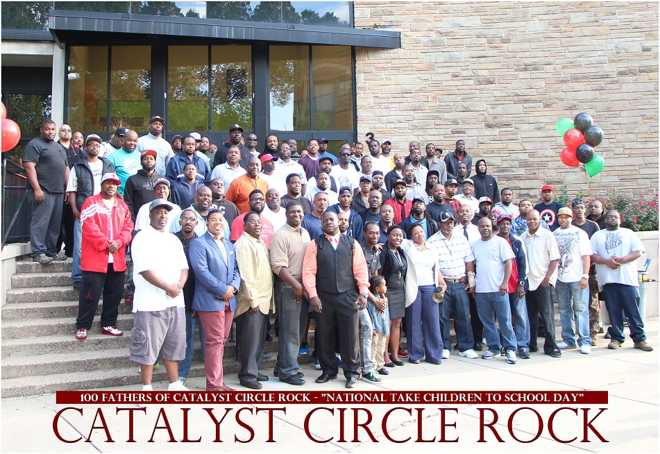 Million Father March- Catalyst Circle Rock 2