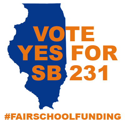 Vote Yes SB231 Logo