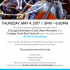 Join us for Austin Orchestrates at Catalyst Circle Rock 5/4/17!